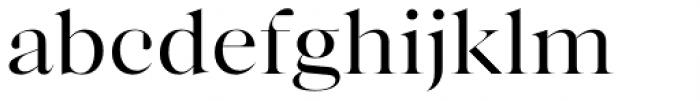 Bw Beto Grande Regular Font LOWERCASE