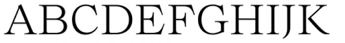 Bw Beto Light Font UPPERCASE