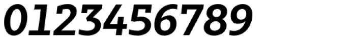Bw Glenn Slab Bold Italic Font OTHER CHARS