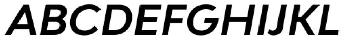 Bw Modelica Bold Italic Font UPPERCASE
