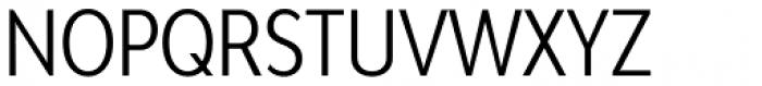 Bw Modelica Regular Ultra Condensed Font UPPERCASE