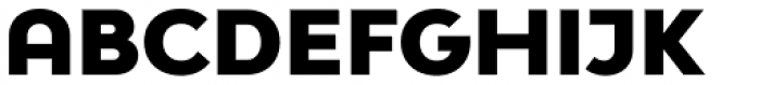 Bw Modelica SS01 Black Font UPPERCASE