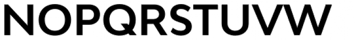 Bw Modelica SS01 Bold Font UPPERCASE
