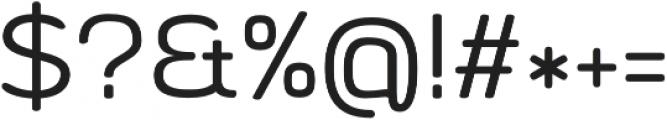 Byom otf (400) Font OTHER CHARS