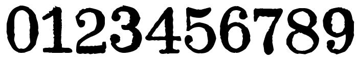Byron Mark II Font OTHER CHARS