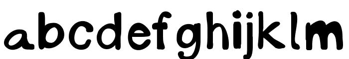 ByronRecCon Font LOWERCASE