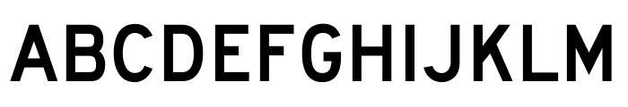 BywayC Font UPPERCASE
