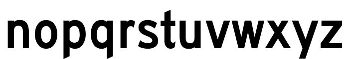 BywayC Font LOWERCASE