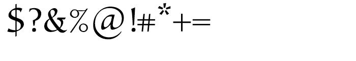 Byngve Regular Font OTHER CHARS
