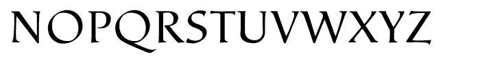 Byngve Regular Font UPPERCASE