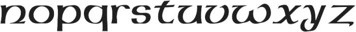 C&lc Uncial Pro Regular otf (400) Font LOWERCASE
