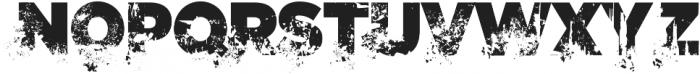 C.A. Gatintas ttf (400) Font UPPERCASE
