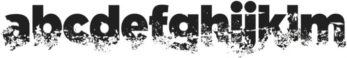 C.A. Gatintas ttf (400) Font LOWERCASE