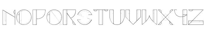 C/S Font UPPERCASE