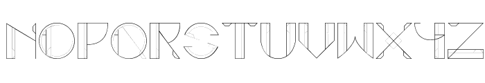 C/S Font LOWERCASE