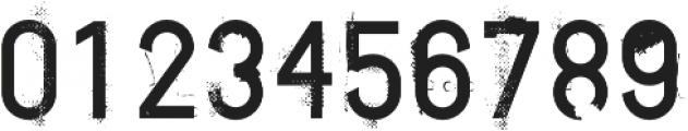 CA BNDTrash Regular otf (400) Font OTHER CHARS