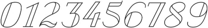 CA Capoli Stroke otf (400) Font OTHER CHARS