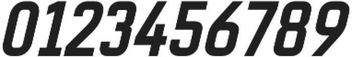 CA Geheimagent Bold Italic otf (700) Font OTHER CHARS