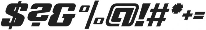 CA MagicHour otf (400) Font OTHER CHARS