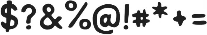 CA Postal otf (400) Font OTHER CHARS