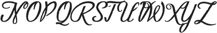 CA RecapeRaw otf (400) Font UPPERCASE