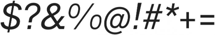 CA SaygonText otf (400) Font OTHER CHARS