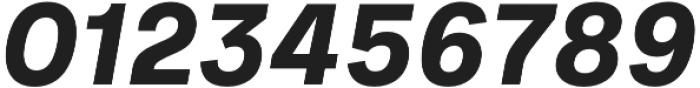CA SaygonText otf (700) Font OTHER CHARS