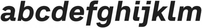 CA SaygonText otf (700) Font LOWERCASE