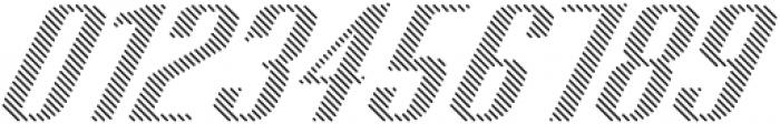 CA SpyRoyal Line Bold otf (700) Font OTHER CHARS