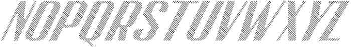 CA SpyRoyal Line otf (400) Font UPPERCASE