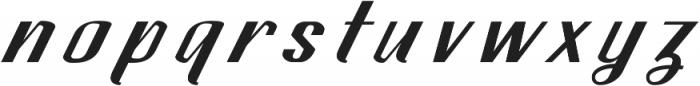 CA SpyRoyal ShadowFill otf (400) Font LOWERCASE