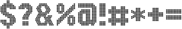 CA VivaLasVegasDay otf (400) Font OTHER CHARS