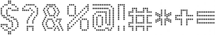 CA VivaLasVegasNight Light otf (300) Font OTHER CHARS