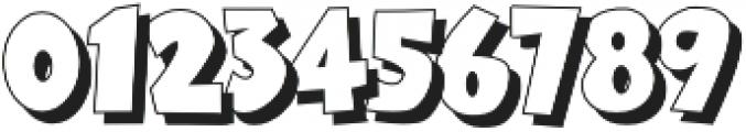 CARTBOOM otf (400) Font OTHER CHARS