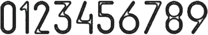 Cactuso Rough ttf (400) Font OTHER CHARS