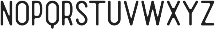 Cactuso ttf (400) Font LOWERCASE