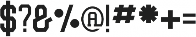 Cadass Serif otf (400) Font OTHER CHARS