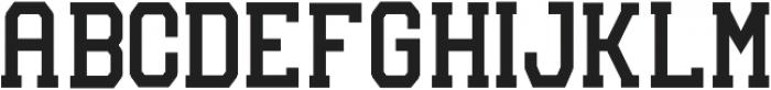 Cadass Serif otf (400) Font UPPERCASE