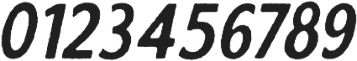 Calderock Edge Slant otf (400) Font OTHER CHARS
