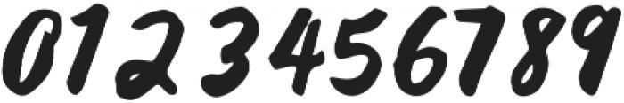 Cali Style Cursive otf (400) Font OTHER CHARS