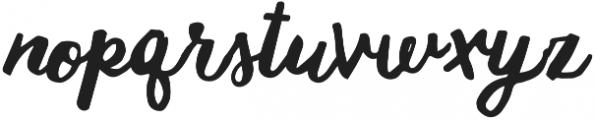 Cali Style Cursive otf (400) Font UPPERCASE