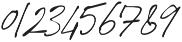 California Palms Script SVG otf (400) Font OTHER CHARS