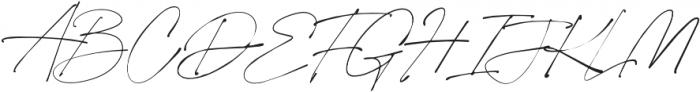 California Palms Script SVG otf (400) Font UPPERCASE