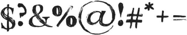 California Palms Serif otf (400) Font OTHER CHARS
