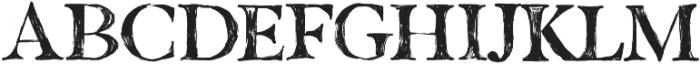 California Palms Serif otf (400) Font UPPERCASE