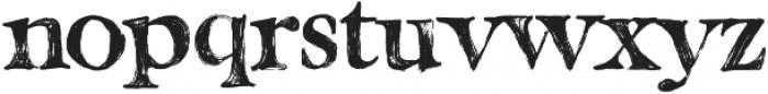 California Palms Serif otf (400) Font LOWERCASE