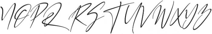 California Street otf (300) Font UPPERCASE