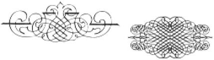 CalligraphiaLatinaSquareEdition Regular ttf (400) Font OTHER CHARS