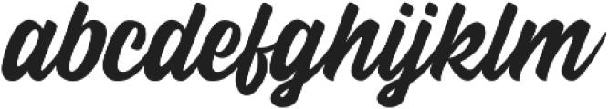 Calling Heart otf (400) Font LOWERCASE