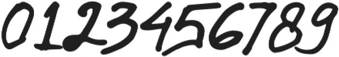 Callison Regular otf (400) Font OTHER CHARS